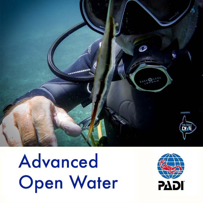 PADI Advance Open Water Diver