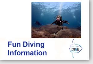 Fun Diving Information - Lembongan Diving Sites