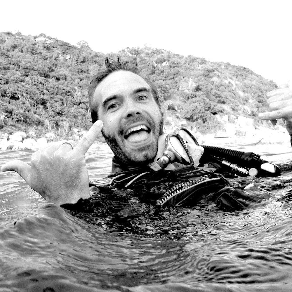 Kipp - Bali diving
