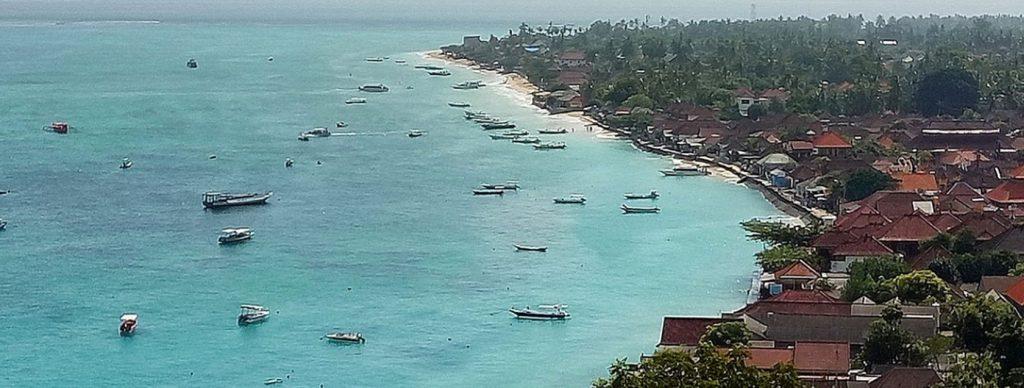 Jungut Batu Beach - Nusa Lembongan