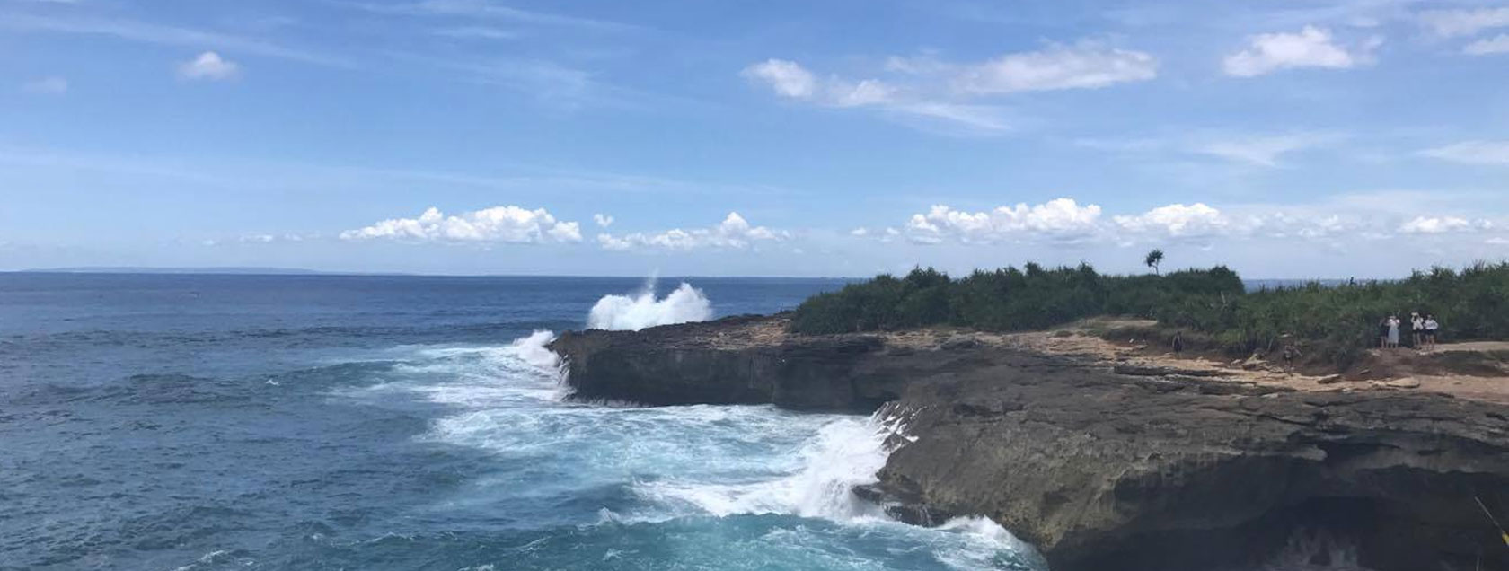 Devil's Tear - Lembongan Sightseeing