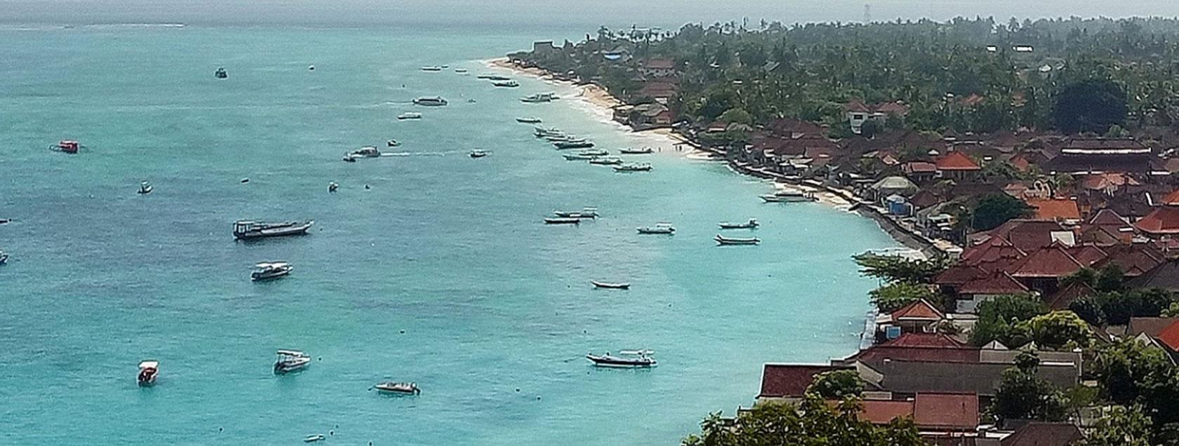 Jungut Batu Beach - Lembongan Beaches