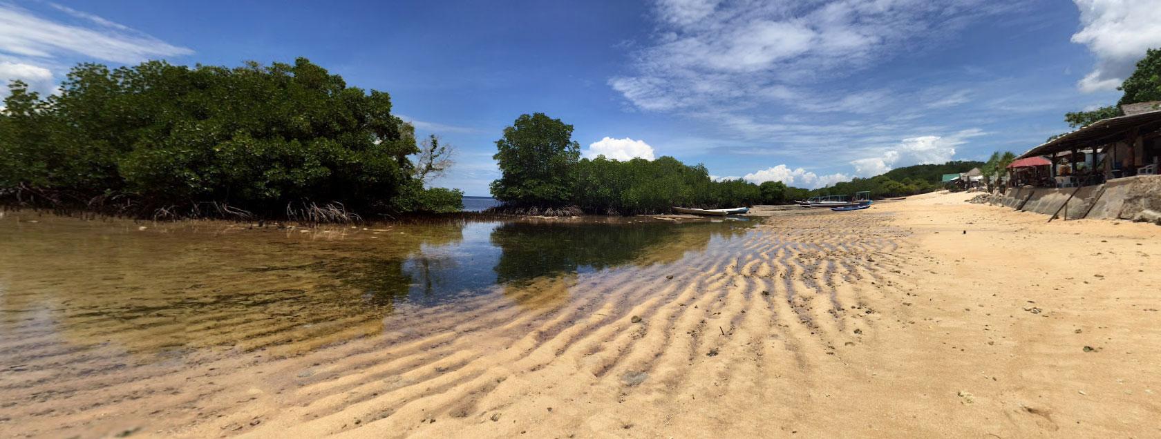 Mangrove Beach - Lembongan Beaches