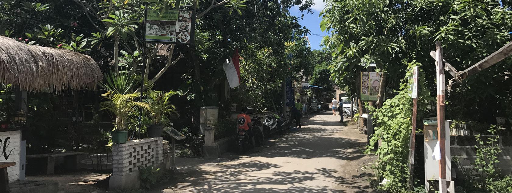 Mushroom Village - Lembongan Sightseeing
