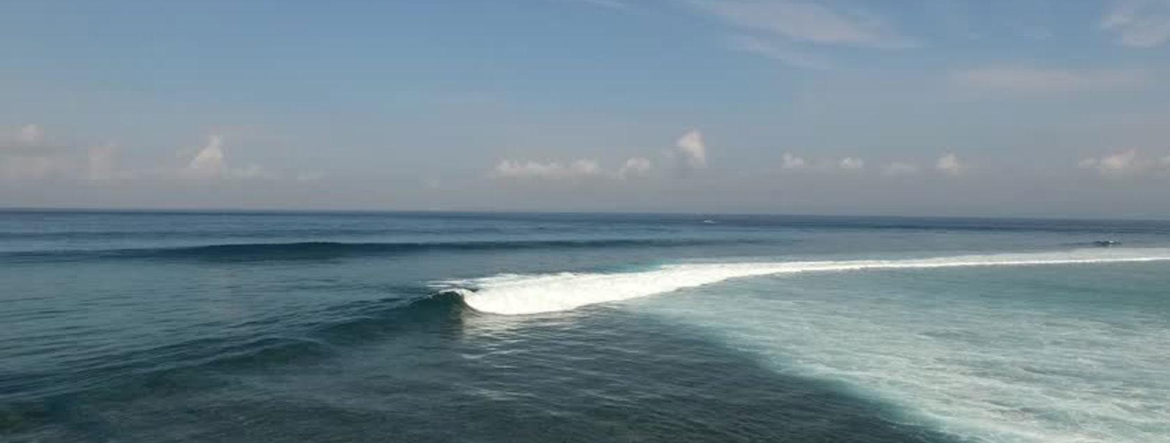 Shipwreaks - Surfing Lembongan