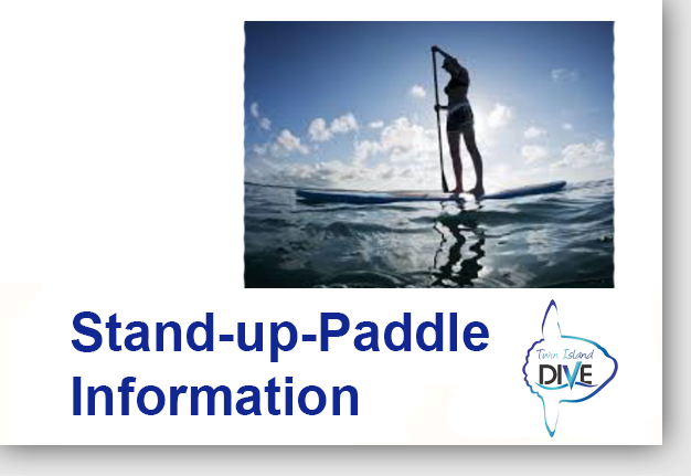 Stand Up Paddle Boarding - Lembongan Activities