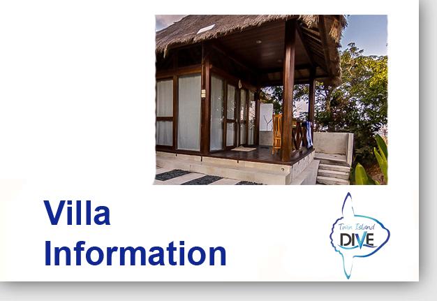 Villa - Lembongan Activities