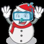 Christmas Deals - Snowman Diving